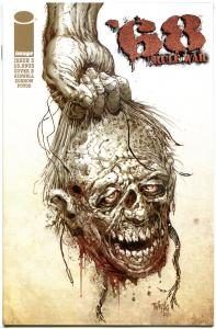 '68 RULE of WAR #3 B, NM, 1st Print, Zombie, Walking Dead, 2014, more in store