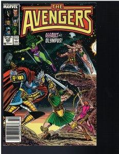 Avengers #284 (Marvel, 1987) VF+