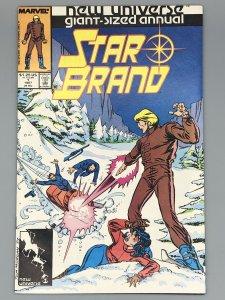 Star Brand Annual #1 (1987)