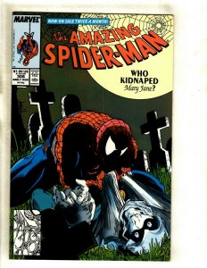 Amazing Spider-Man # 308 NM Marvel Comic Book Venom Todd McFarlane Goblin HJ9