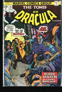Tomb of Dracula #25 (1974)