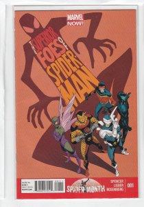 SUPERIOR FOES OF SPIDER-MAN NOW (2013 MARVEL COMICS) #1