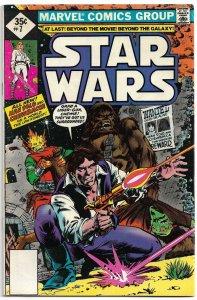 Star Wars #7 (1978) F-VF