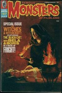 Famous Monsters of Filmland #67, VF+ (Stock photo)