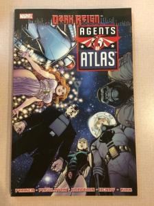 Agents Of Atlas Dark Reign Tpb Parker Pagulayan Marvel