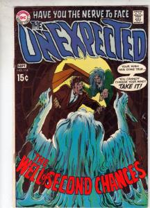 Unexpected, The #114 (Aug-69) FN/VF High-Grade Johnny Peril, The Mad Mod Witch