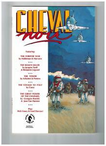 Cheval Noir # 14 NM Dark Horse Comic Book Modern Age Series Issue 1989 S75