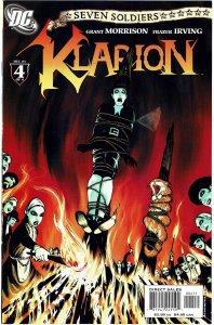 Seven Soldiers: Klarion #4 NM+ Grant Morrison