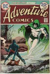 Adventure Comics #432 (Apr-74) FN/VF Mid-High-Grade The Spectre