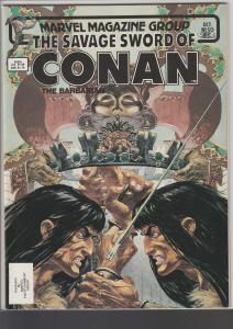 Savage Sword of Conan #93