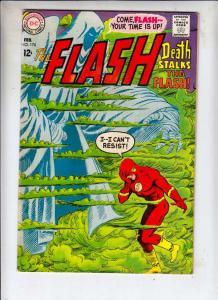 Flash, The #176 (Feb-68) VF/NM- High-Grade Flash