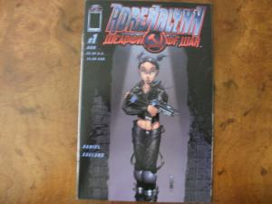 IMAGE Comic Book: ADRENALYNN WEAPON OF WAR #1 (1999) VF-NM