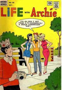 Life with Archie #30 VG; Archie | low grade comic - save on shipping - details i
