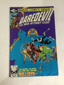 Daredevil 172 Vf/Nm Very Fine Near Mint Marvel Comics Bronze