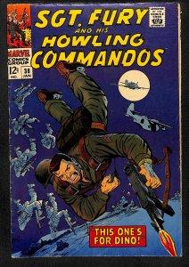 Sgt. Fury #38 (1967)