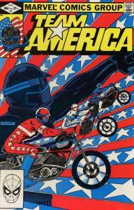 TEAM AMERICA 1-12 VROOM! MOTORCROSS MADNESS!!complete