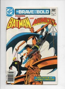 BRAVE and the BOLD #170, VF/NM, Batman, Nemesis, 1955 1981, more in store