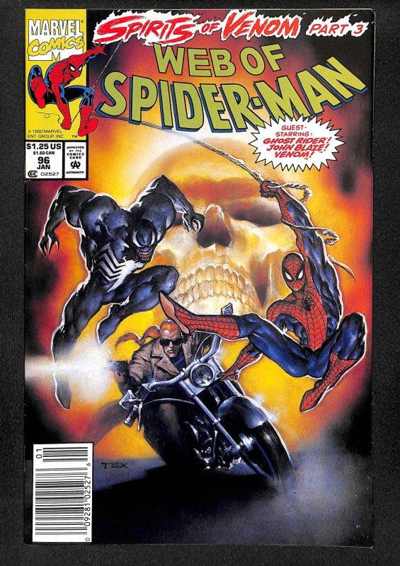 Web of Spider-Man #96 (1993)