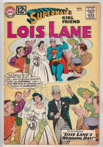 Lois Lane, Superman's Girlfriend  #37 (Nov-62) VF+ High-Grade Superman, Lois ...