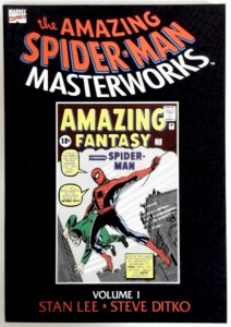 THE AMAZING SPIDER-MAN MASTERWORKS TPB VOLUME 1 STEVE DITKO 1st Print 1992