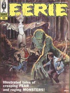 Eerie (1965 series) #11, VG+ (Stock photo)