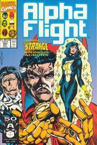 Alpha Flight (1983 series) #101, NM + (Stock photo)