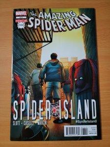Amazing Spider-Man #673 ~ NEAR MINT NM ~ 2012 Marvel Comics