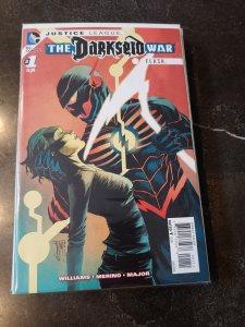 Justice League: Darkseid War: Flash #1 (2016)