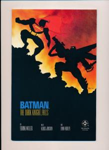 BATMAN The Dark Knight Falls Book #4 Frank Miller DC Comics Great Cond NM (HX340