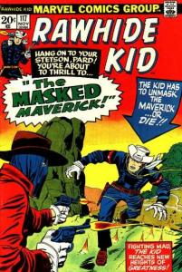Rawhide Kid (1955 series) #117, VF- (Stock photo)