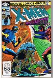 X-MEN #150, VF, Wolverine, Chris Claremont, Uncanny, more in store