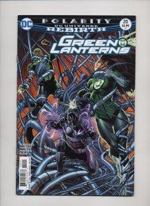 Green Lanterns #20 (2017)