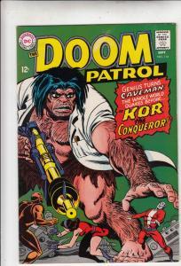 Doom Patrol #114 (Sep-67) NM Super-High-Grade Proffesor, Negative Man, Elasti...