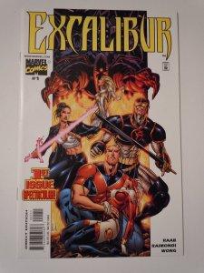 Excalibur #1 (2001)