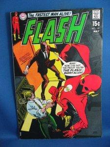 The Flash #197 (Jun 1970, DC) VF