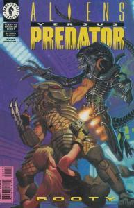 Aliens vs. Predator: Booty #1 VF/NM; Dark Horse   save on shipping - details ins