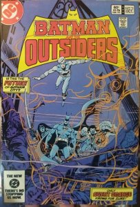 Batman and the Outsiders #3 VF