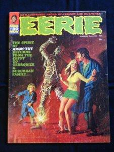 Eerie, #30, Nov. 1970, Warren Publ.
