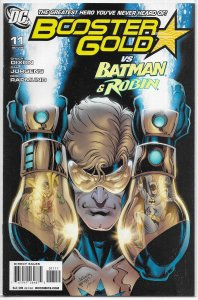 Booster Gold   vol. 2   #11 FN (Vicious Cycle 1)