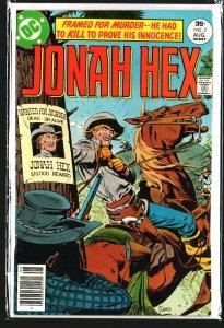Jonah Hex #3 (1977)