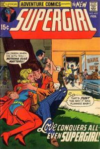 Adventure Comics (1938 series) #402, VF- (Stock photo)