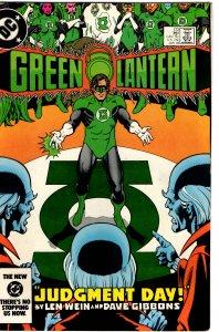 Green Lantern #172 (1960 v2) Len Wein Guardians of the Universe Carol Ferris NM-