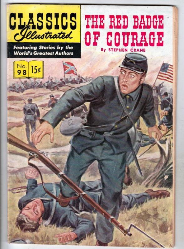 Classics Illustrated #98 (Aug-52) FN+ Mid-High-Grade