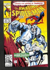 The Amazing Spider-Man #371 (1992)