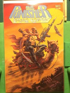 The Punisher: Empty Quarter