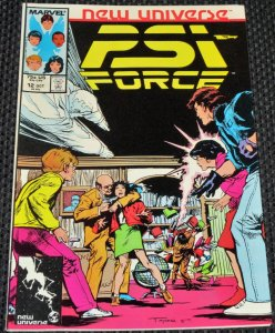 Psi-Force #12 (1987)