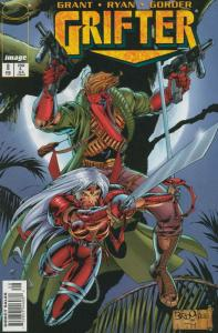 Grifter (Vol. 2) #8 VF/NM; Image | save on shipping - details inside