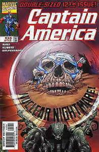Captain America (3rd Series) #12 VF/NM; Marvel   save on shipping - details insi