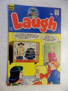 LAUGH # 182 ARCHIE JUGHEAD VERONICA BETTY RIVERDALE CARTOON
