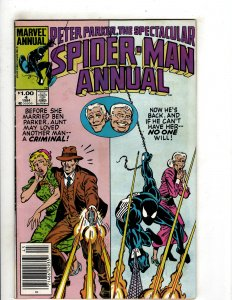 The Spectacular Spider-Man Annual #4 (1984) EJ6